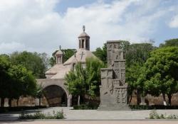 Omgeving van Yerevan