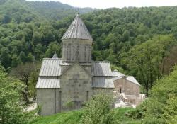 Dilijan het Zwitserland van Armenië