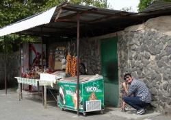 Landschap, eten en drinken in Armenië