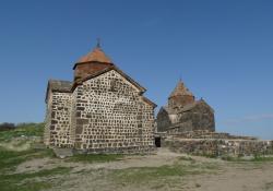 Sevan meer in Armenië