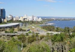 Perth bezienswaardigheden Australië