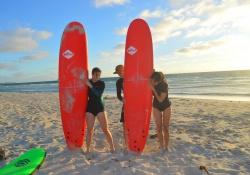 Surfen in West-Australië