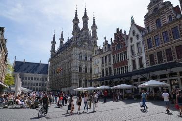 Bezienswaardigheden Leuven: Ontdek de leukste studentenstad van België