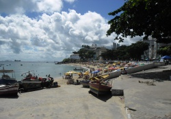 Salvador da Bahia ontdek het echte Brazilië