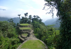 Lost City Trekking in Colombia