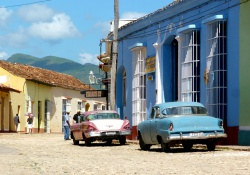 Bezienswaardigheden Trinidad in Cuba