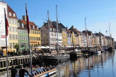 Bezienswaardigheden Kopenhagen