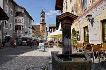 Mittenwald de mooiste bezienswaardigheden in Beieren Duitsland
