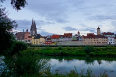 Regensburg, goedkope stad om te overnachten tijdens het Oktoberfest