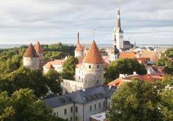 Tallinn bezienswaardigheden Estland