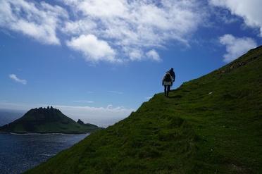 Wandelen op de Faeröer Eilanden