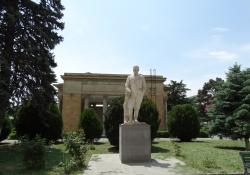 Gori, de geboorteplaats van Stalin