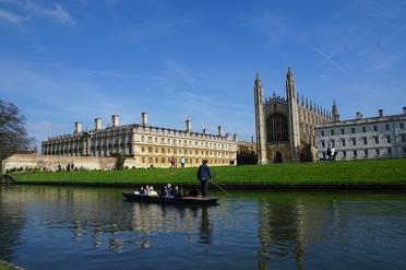 Cambridge: Ontdek de leukste bezienswaardigheden