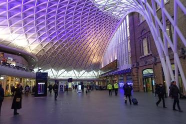 Reizen met de trein in Engeland