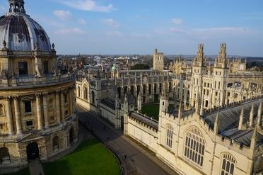 Ontdek Oxford de bezienswaardigheden & filmlocaties van Harry Potter