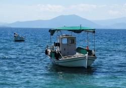 Afissos een authentiek Grieks vissersdorpje op Pilion