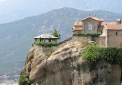 De Meteora kloosters het best bewaarde geheim van Griekenland