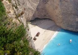 Op vakantie naar Zakynthos  in Griekenland