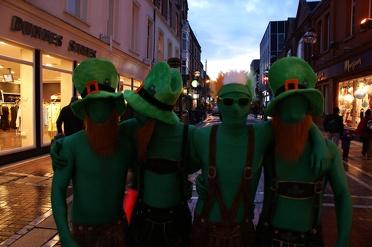 St Patrick's Day 2018 Dublin