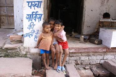 Land en bevolking India