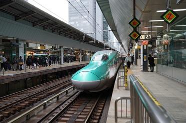 Reizen per trein in Japan