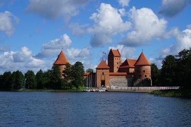 Het Trakai kasteel; een leuke dagtrip vanuit Vilnius
