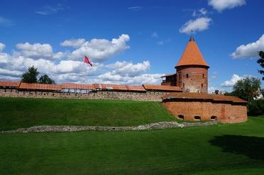 Bezoek het Kaunas kasteel in Litouwen tijdens een leuke dagtrip