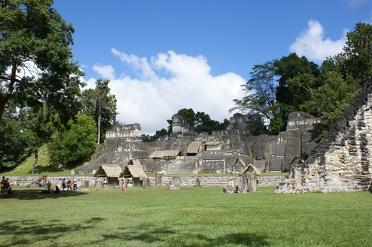 De Maya Route voor individuele backpackers