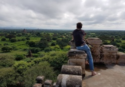 Old Bagan, New Bagan en Nyaung U