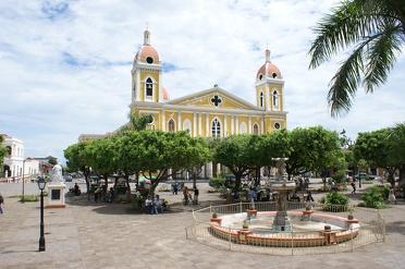 Bezienswaardigheden in Granada, Nicaragua