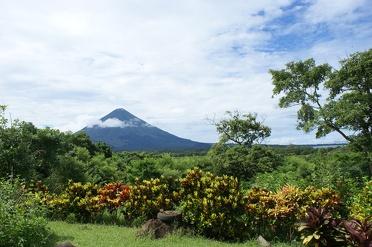 Isla de Ometepe en haar vulkanen