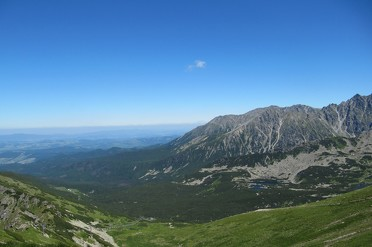Wandelen in het Poolse Tatra gebergte