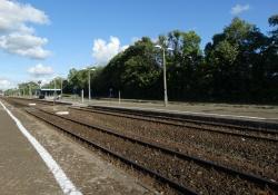 Reis met de trein door Polen