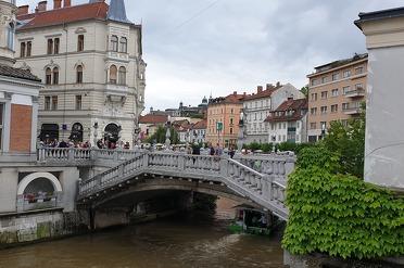 Ljubljana Slovenië: de mooiste bezienswaardigheden