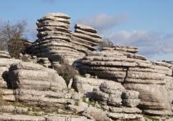 Antequera en el Torcal National Park