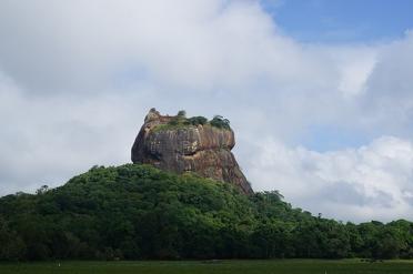 Sigiriya: de leeuwenrots en andere bezienswaardigheden