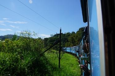 De waanzinnige treinreis van Kandy naar Ella