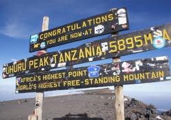 Kilimanjaro beklimmen via Marangu Route