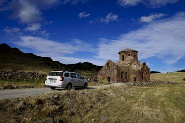Huur goedkoop een auto voor een roadtrip door Turkije